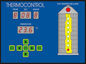 thermo-control system
