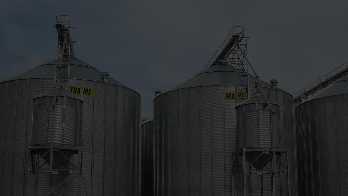 Commercial Silos: FP silos   AGI FRAME